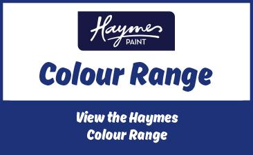 Haymes Colour Range